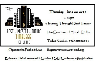 TSID Conference