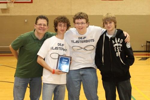 TSD Robotics Regional Champions Go To State Finals