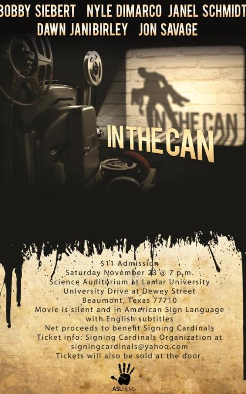 In the Can Movie at Beaumont