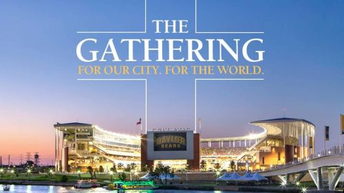 The Gathering flyer
