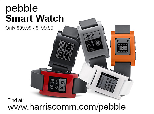 PebbleSmartWatches