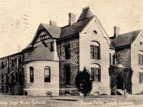 dakota deaf school 1883
