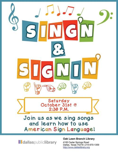 singn and signin flyer 2015 dfw