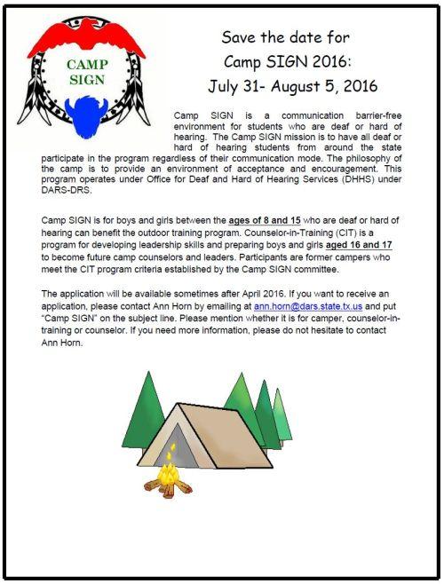 camp sign 2016