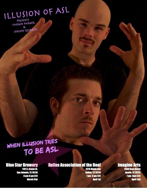 illusion of asl flyer 2016