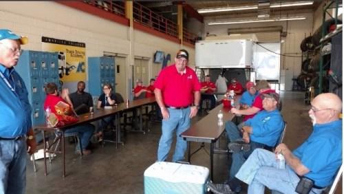 Deaf Student Graduates Amarillo College Truck Driving Academy