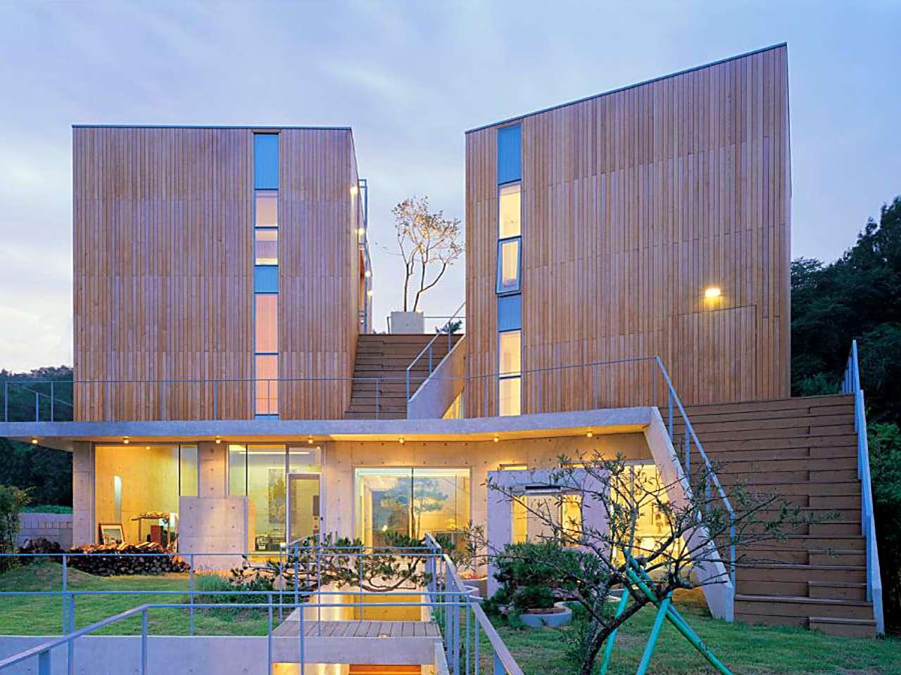 34 Gambar Desain Rumah Mewah Di Korea Yang Belum Banyak Diketahui