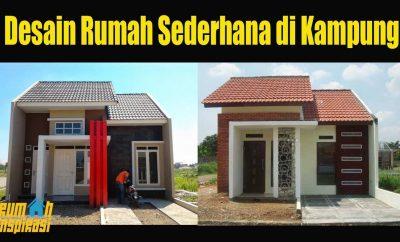 Desain Rumah Minimalis Sederhana Di Desa Deagam Design