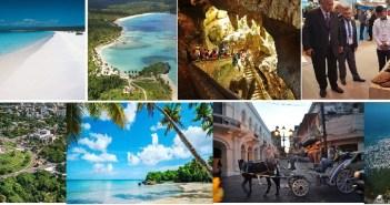 Dominicana, una media isla con atractivos turísticos y culturales propios de un continente