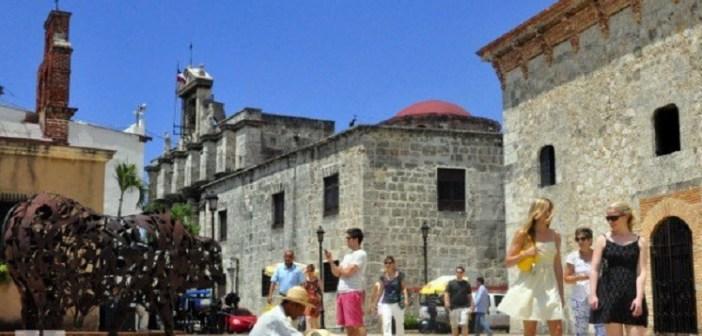 Visitas de turistas extranjeros a la Ciudad Colonial han crecido en un 62%