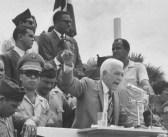 Juan Bosch derrocado un día como hoy hace 57 años