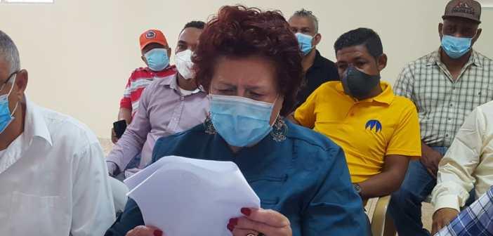 Consejo de Desarrollo Zona Sur Santiago defiende a Fernando Rosa