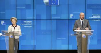 Europa creará pasaporte verde para vacunados