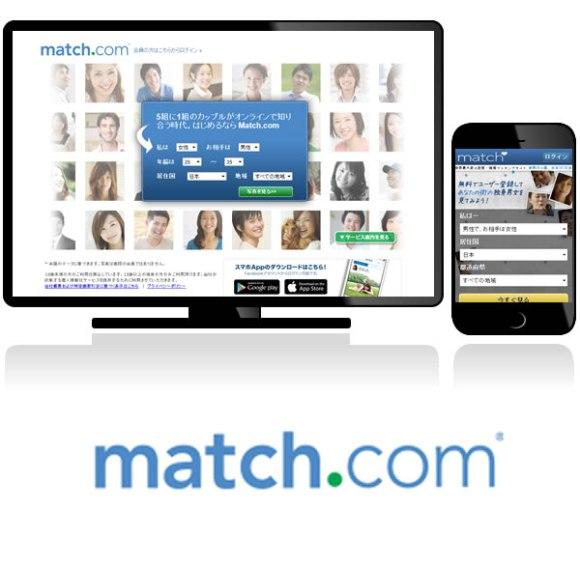 マッチ・ドットコム(match.com):出会い
