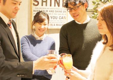 【東京都】同世代ランチパーティー【表参道テラスDe優雅に恋活】