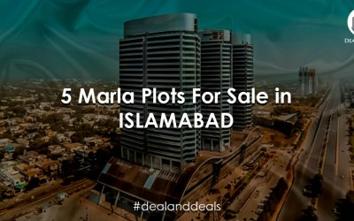 Where to Find the Best 5 Marla Plots for Sale in Islamabad?