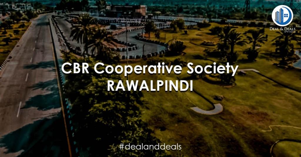 CBR Cooperative Society Rawalpindi - Deal and Deals