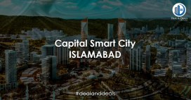 Capital Smart City Islamabad Approved by RDA