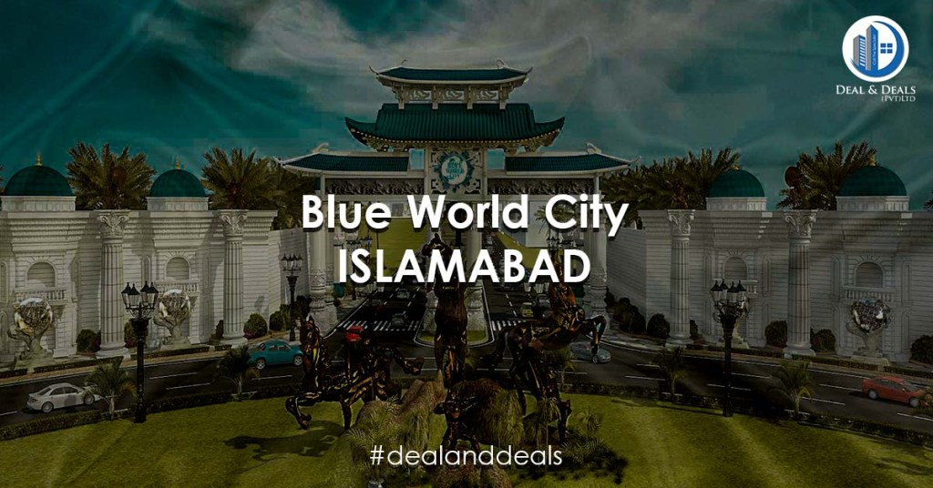 Blue World City Islamabad - Deal & Deals