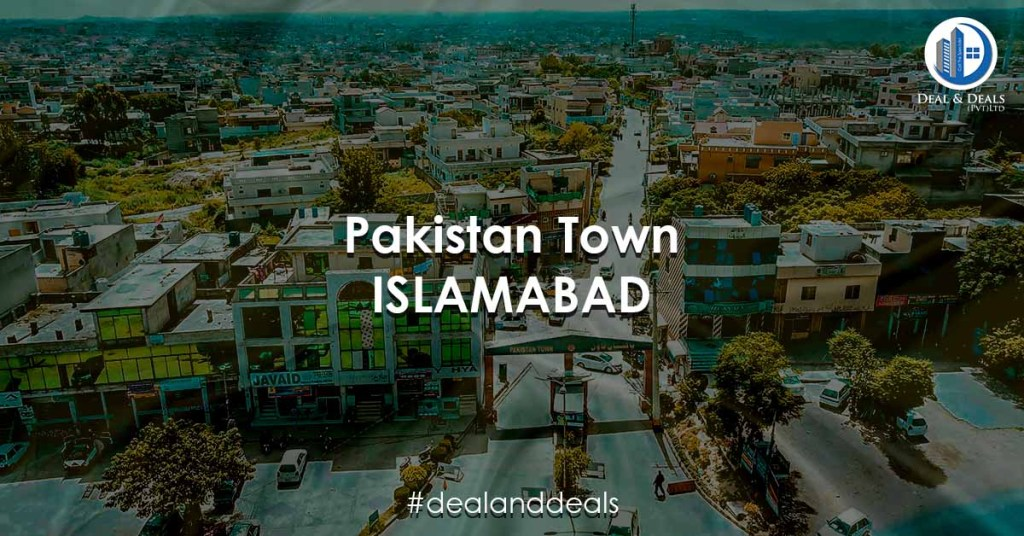 Pakistan Town Islamabad - Deal & Deals
