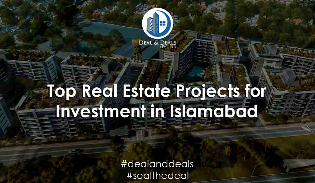 Top Real Estate Projects for Investment in Islamabad 2020