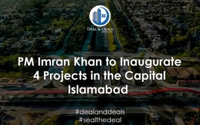 PM Imran Khan to Inaugurate 4 Projects in the Capital Islamabad
