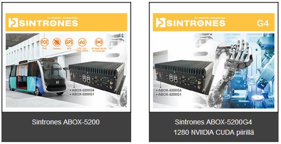 Sintrones5200series