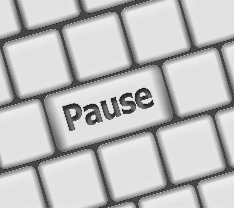 Despre pauzele în blogging