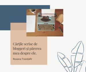 cărțile scrise de bloggeri