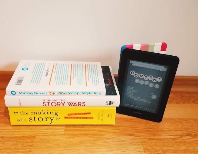 cărți pentru bloggeri și scriitori