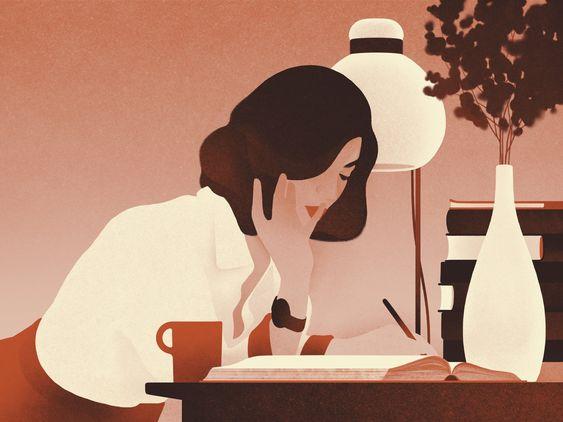 mini-obiceiuri legate de scris