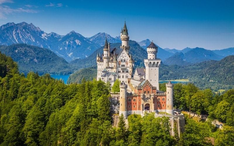 Castelul-Neuschwanstein