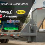 Home Trailer Dealer In Madrid Ne Country Load Trailer Sales Mowers Truck Beds Equipment Flatbed Dump And Enclosed Trailers In Ne