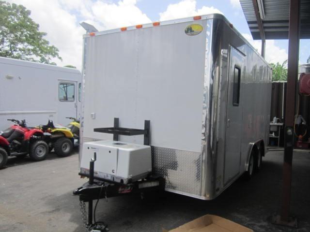 custom food trucks by miami trailer in fl