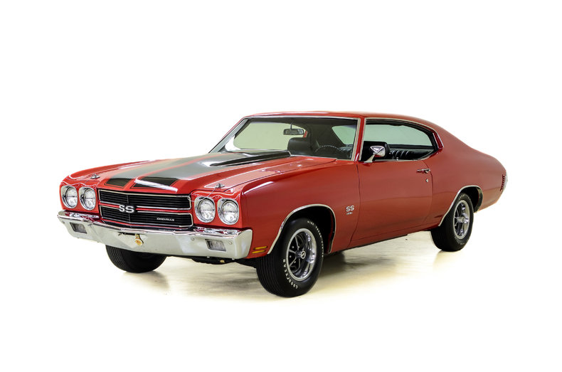 1970 Chevrolet Chevelle SS   Auto Barn Classic Cars 1970 Chevrolet Chevelle SS