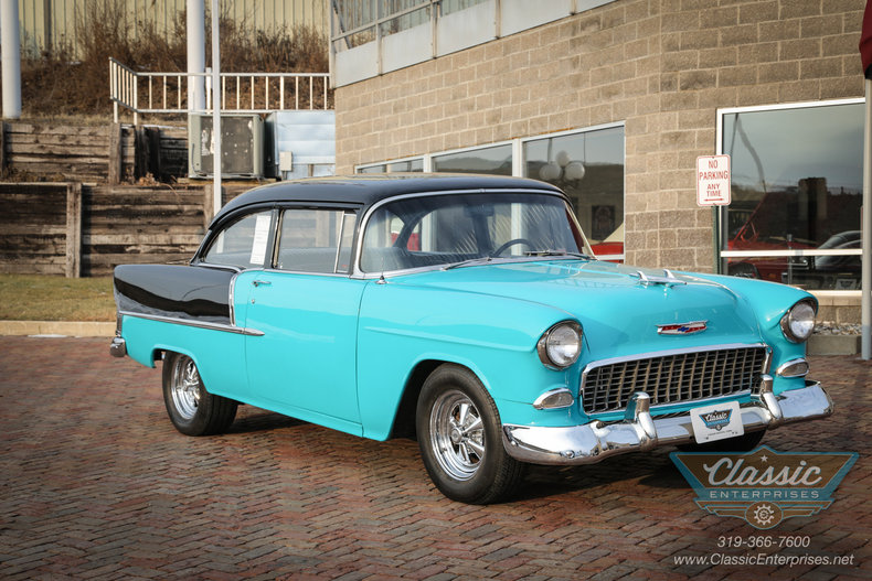 1955 Chevrolet 210   Duffy s Classic Cars 1955 Chevrolet 210