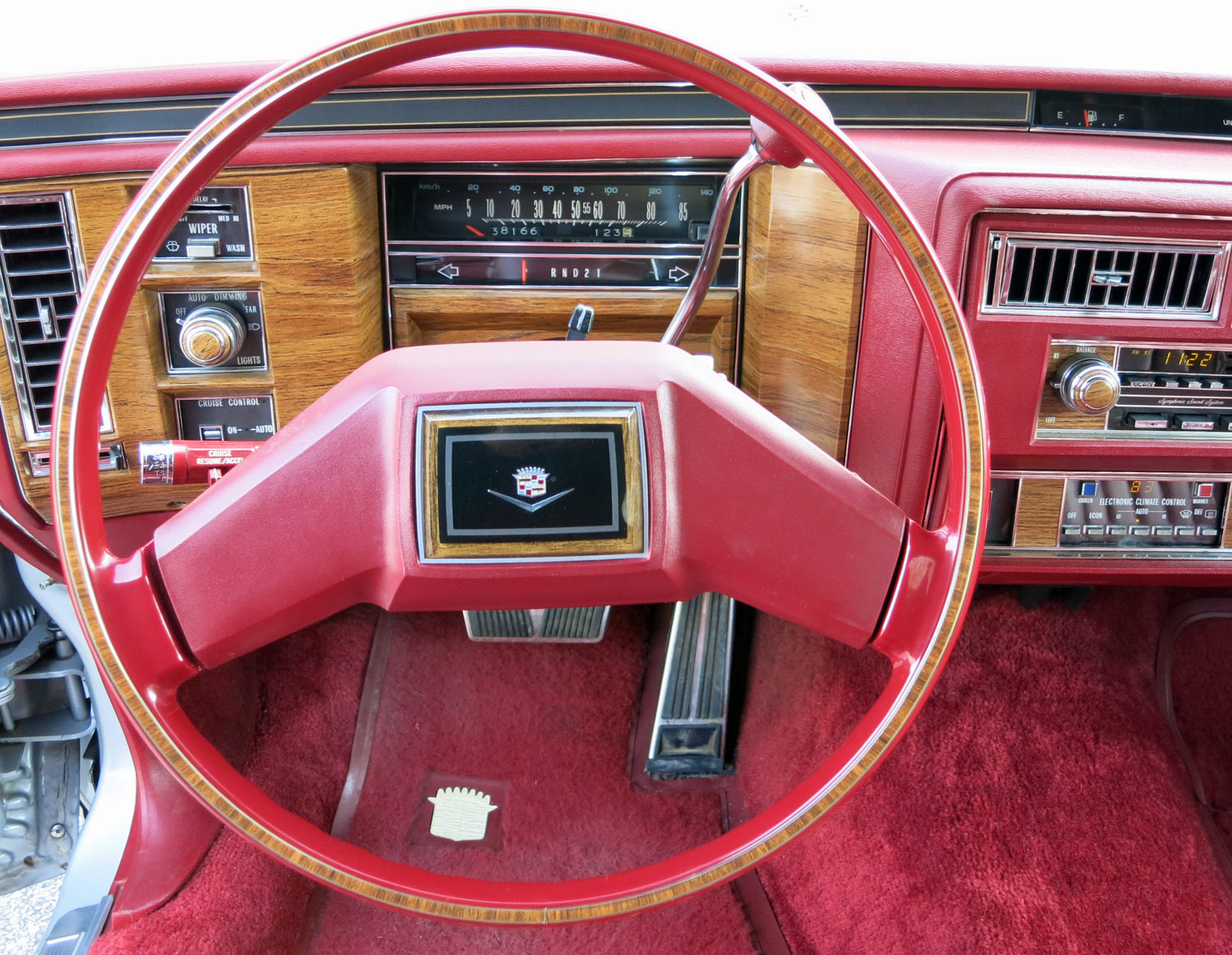 1981 Cadillac Coupe Deville Connors Motorcar Company