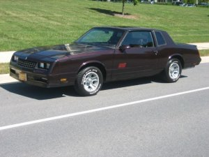 1987 Chevrolet Monte Carlo | 1987 Chevrolet Monte Carlo For Sale To Buy or Purchase | Classic