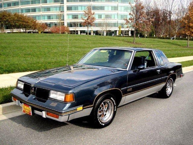 1987 Oldsmobile 442 1987 Oldsmobile 442 For Sale To Buy