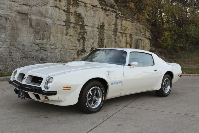 1974 Pontiac Trans Am For Sale 75342 MCG