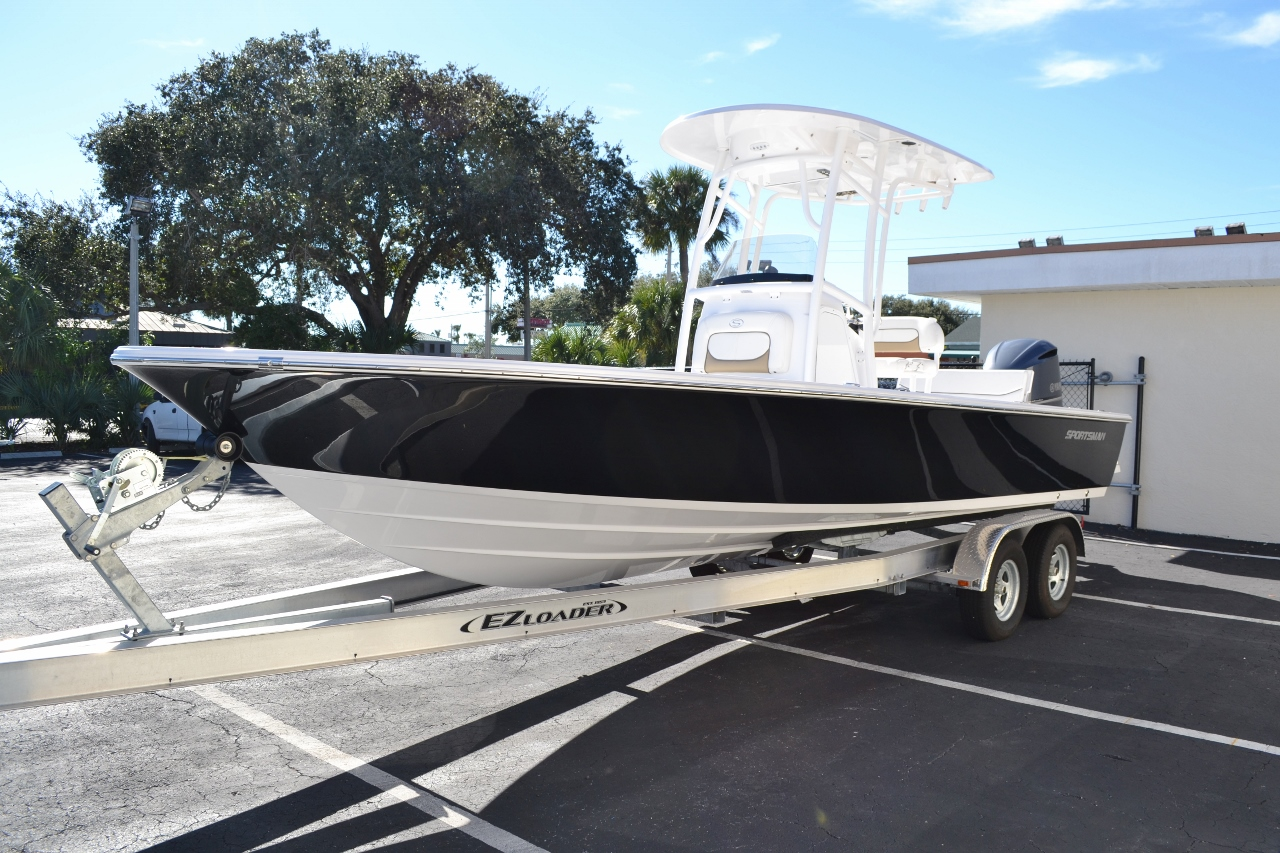 New 2015 Sportsman Masters 247 Bay Boat Boat For Sale In West Palm Beach FL C394 New
