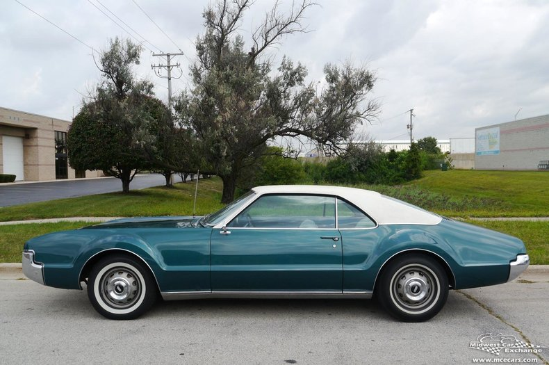 1966 Oldsmobile Toronado   Midwest Car Exchange 1966 Oldsmobile Toronado