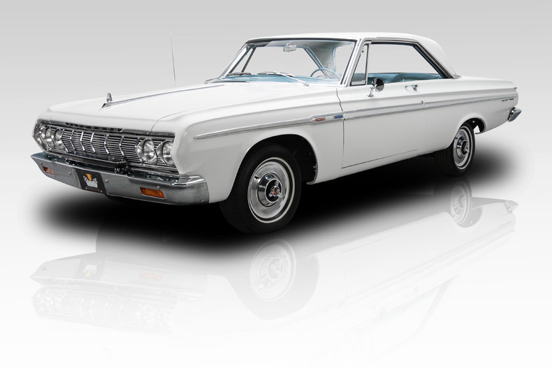 134743 1964 Plymouth Sport Fury   RK Motors Classic and Performance     267971 1964 plymouth sport fury low res