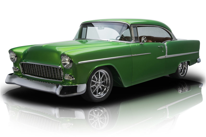 136211 1955 Chevrolet Bel Air   RK Motors Classic and Performance     1955 Chevrolet