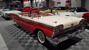 1959 Ford Fairlane 500 Galaxie | Rock Solid Motorsports