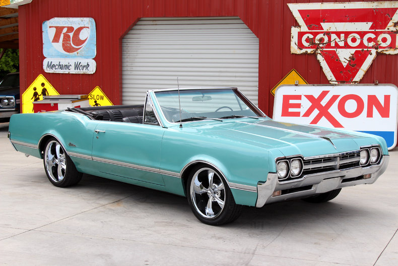 1966 Oldsmobile Cutlass   Classic Cars   Muscle Cars For Sale in     1966 Oldsmobile Cutlass