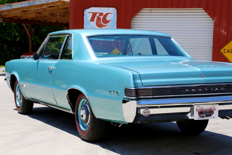 1965 Pontiac GTO   Classic Cars   Muscle Cars For Sale in Knoxville TN     1965 Pontiac GTO