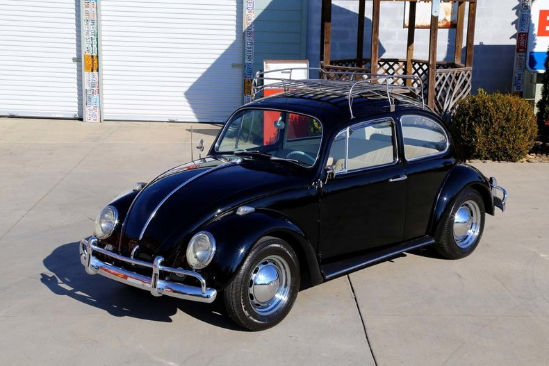 1964 Volkswagen Beetle 1600 Dual Port Engine 4 Speed Trans Axle         1965 Volkswagen Beetle
