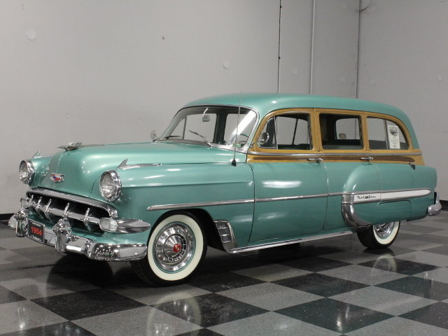1954 Chevrolet Bel Air   Streetside Classics   The Nation s Trusted     For Sale  1954 Chevrolet Bel Air