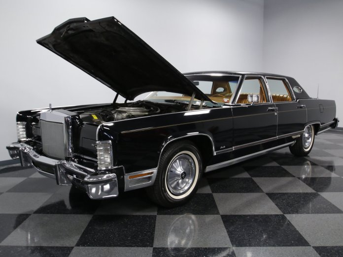 1978 lincoln continental | streetside classics - the nation's